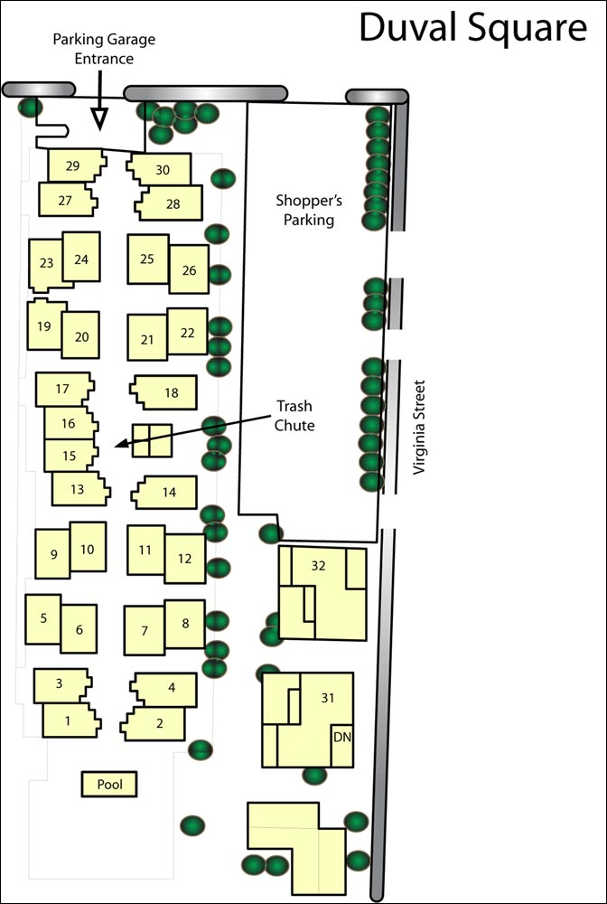 Floor plans and site plans design Site plan design