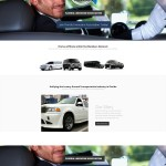 Homepage of Florida Limousine Association