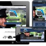 Responsive Limo Website Design