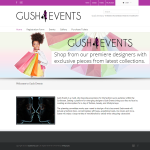Welcome to Gush Events - Gush Events