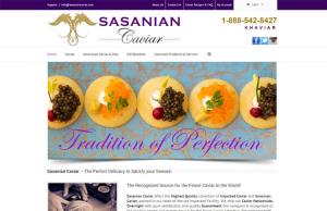 Food Restaurant Web Design