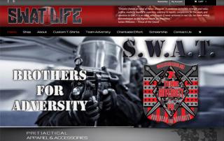 Law Enforcement Web Design