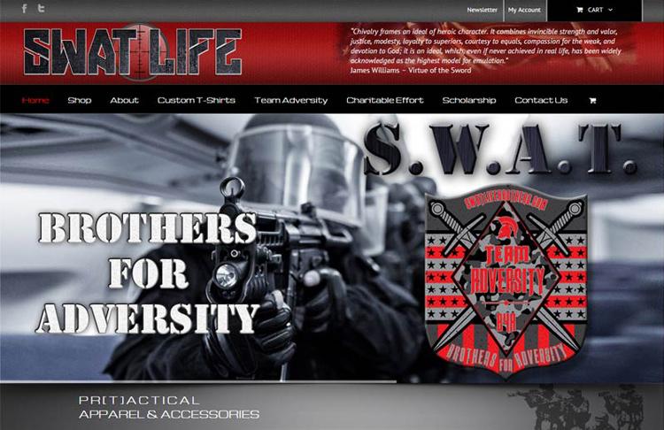 Law Enforcement Web Design Fort Lauderdale