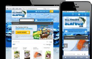 Responsive Magento Website Design