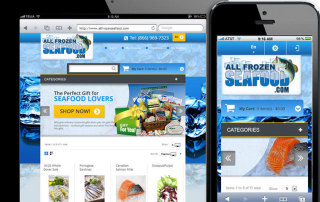 Responsive Magento Website Design