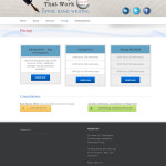 Pricing Page by Fort Lauderdale Web Design