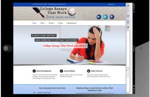 Educational Web Design