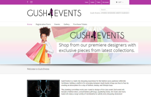 Tickets Web Design Ecommerce