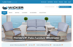 Furniture Ecommerce Web Design